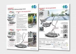 turbodevil Flächenreinigern – the new generation – von R+M / Suttner