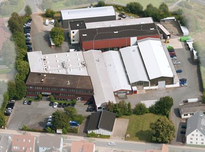 Suttner GmbH, Leopoldshöhe bei Bielefeld