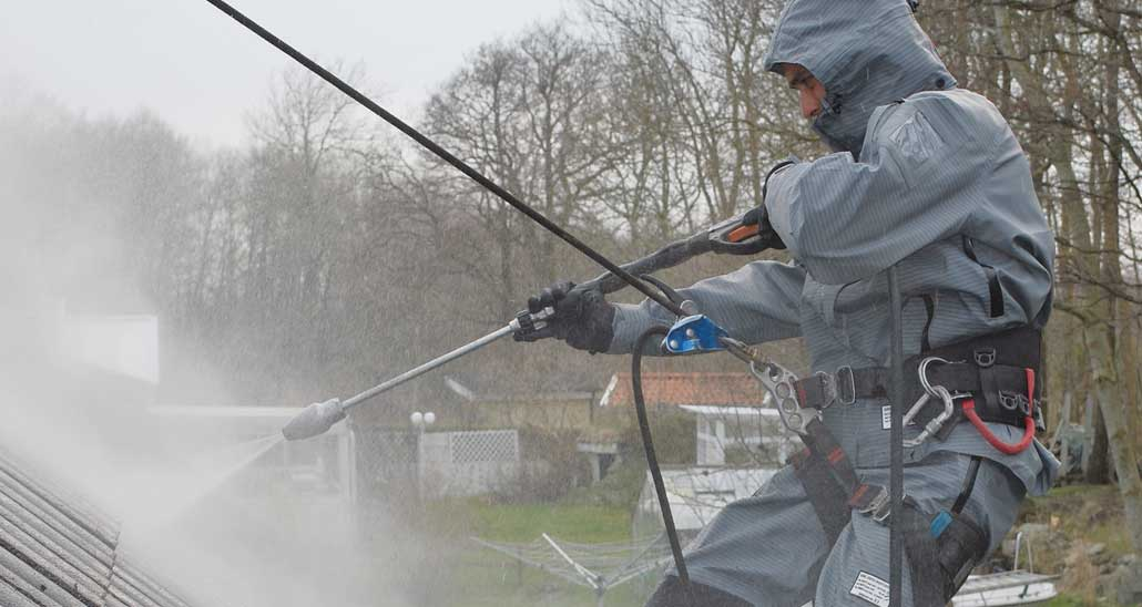 Schutzbekleidung easyprotect365+ im Einsatz