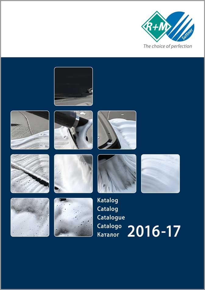 Hier der aktueller Katalog von R+M / Suttner