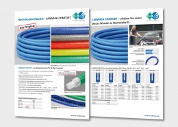 CARWASH COMFORT Hochdruckschläuche von R+M / Suttner für SB-Waschanlagen