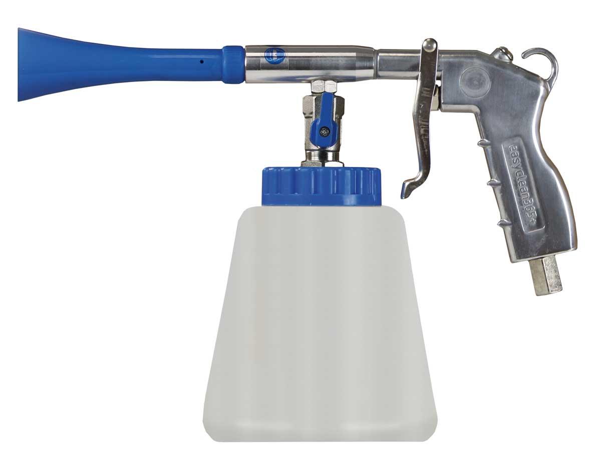 Das Reinigungswunder easyclean365+ Gun von R+M / Suttner für die professionelle Innen- und Außenreinigung