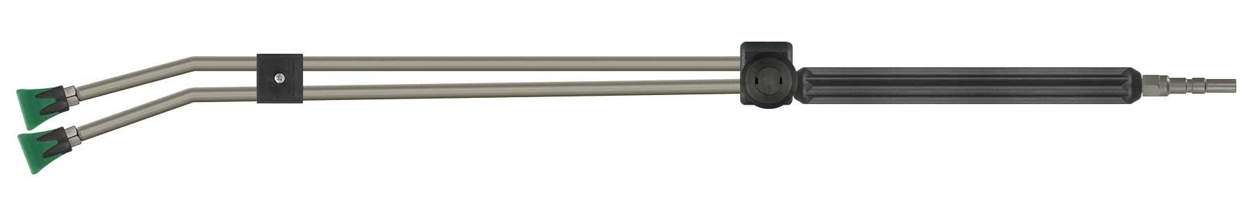 easyfarm365+ Lanze aus Edelstahl mit umspritzter Isolierung