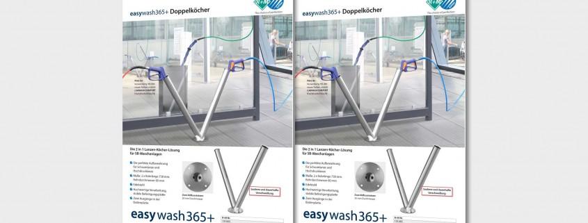 Lanzen-Köcher-Lösung von R+M de Wit Suttner