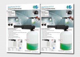 Schauminjektorlanze ST-73.2