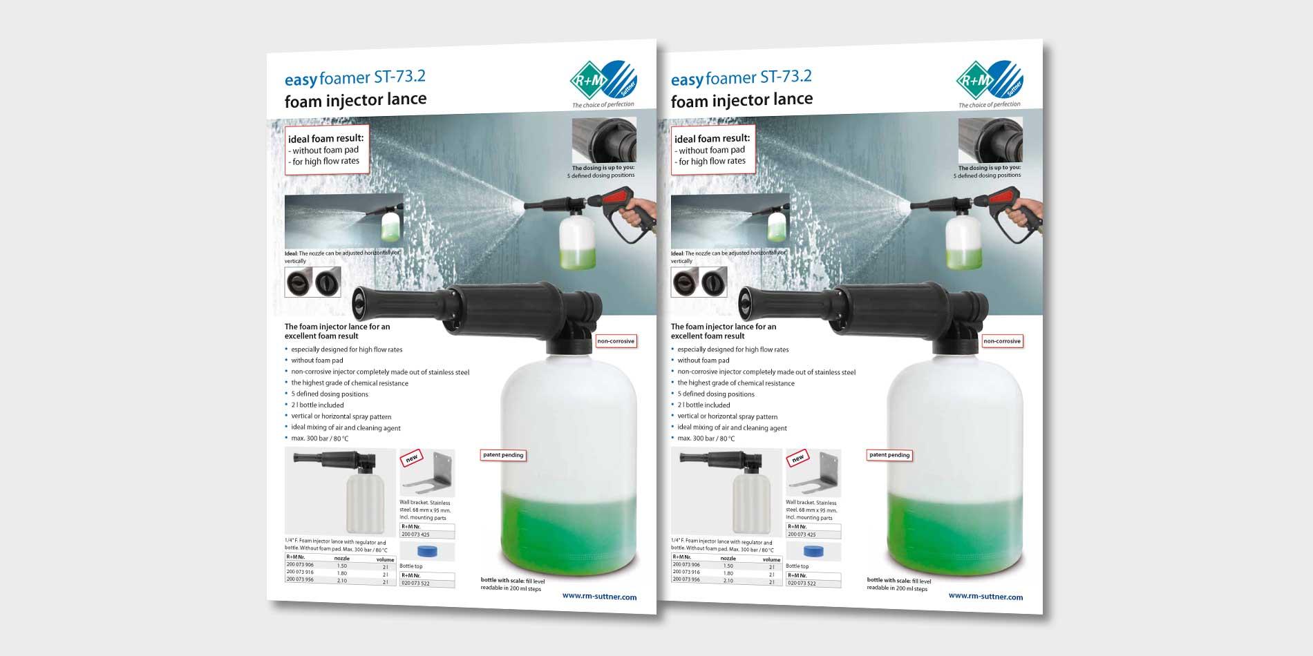 easyfoamer ST-73.2