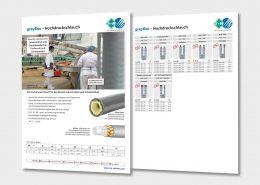 HD-Schlauch von R+M / Suttner für den Bereich Lebensmittel und Schwimmbad
