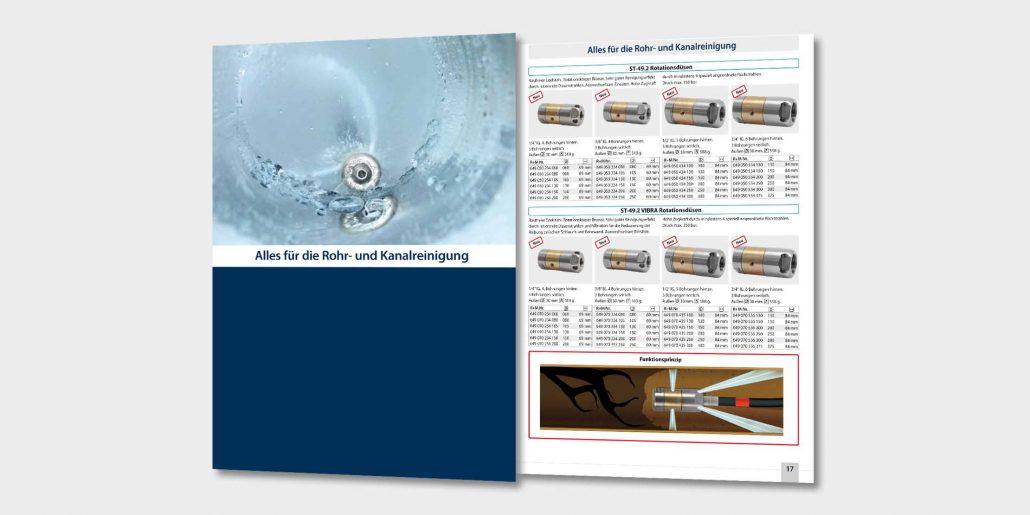 Rohr- und Kanalreinigung