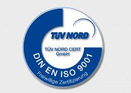 Erfolgreich rezertifiziert - jetzt nach der DIN EN ISO 9001 : 2008