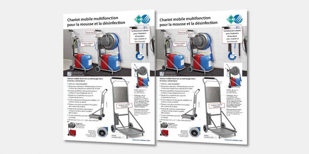 Systemlösungen für die professionelle Reinigungstechnik