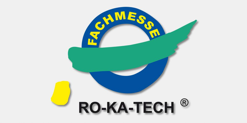 Messebanner der RO-KA-TECH in Kassel