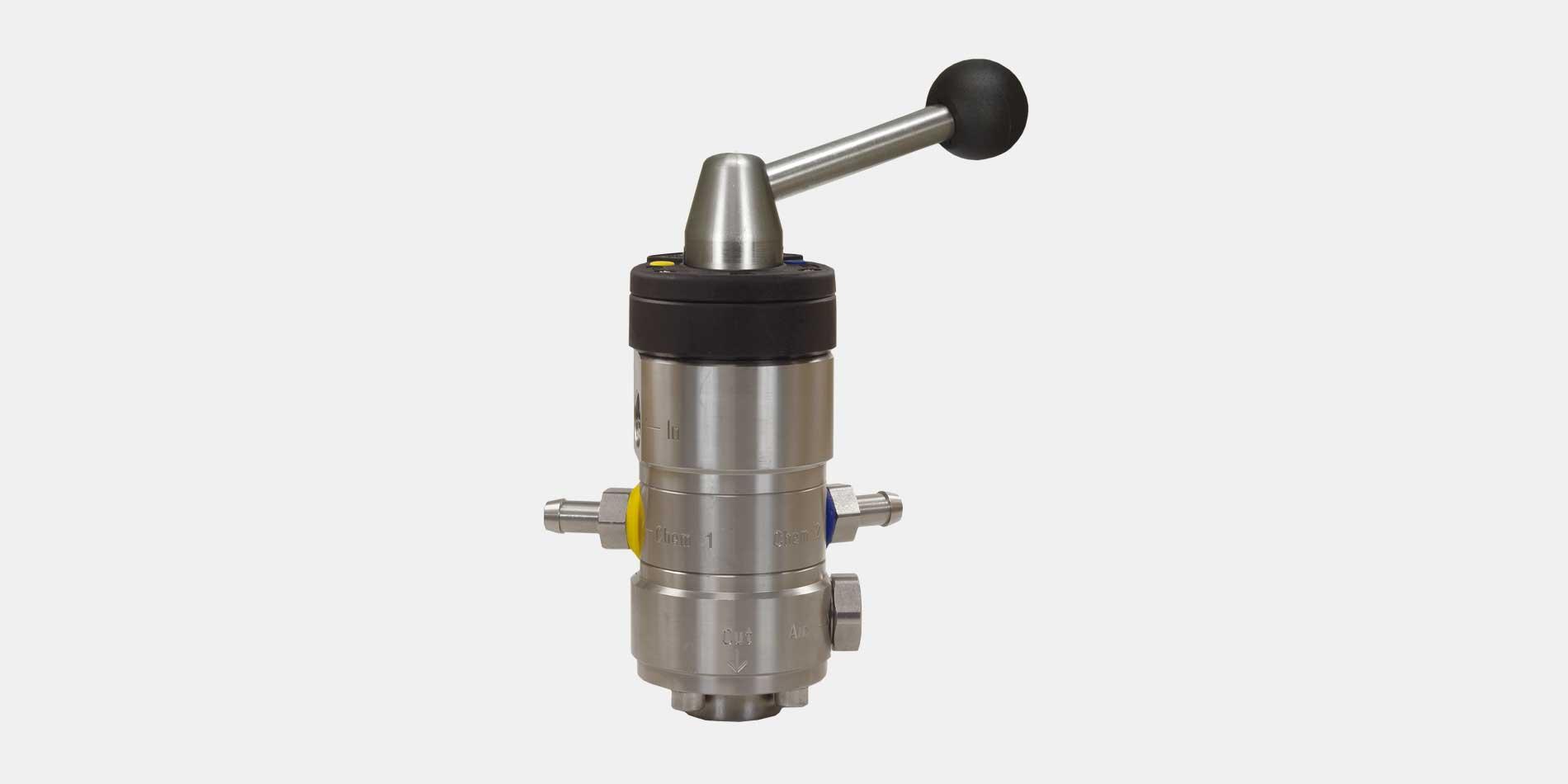 Der Injektor ST-164 von R+M / Suttner