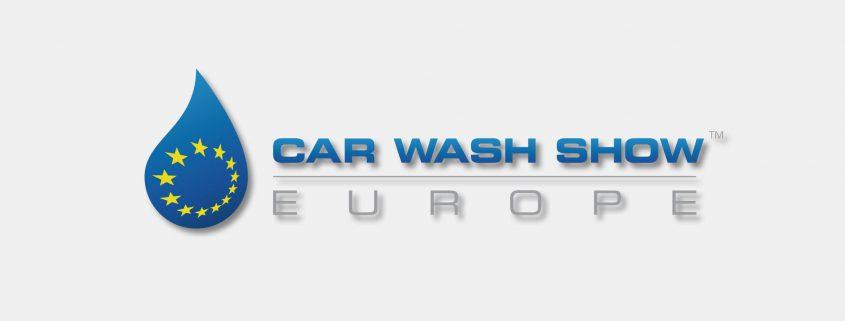 Messe Messeankündigung für die Car Wash Show in Amsterdam mit R+M / Suttner