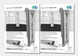 easywash365+ Mattenhalter