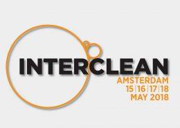 Messankündigung für die ISSA Interclean in Amsterdam