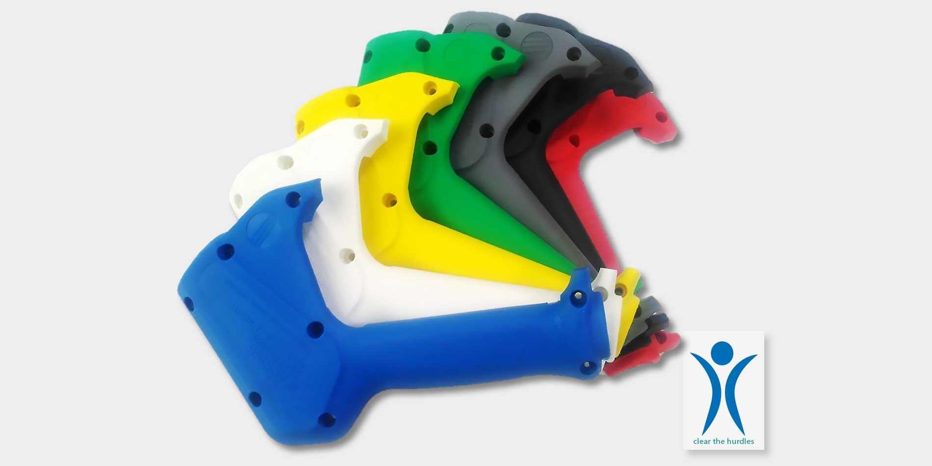 Von R+M / Suttner, das HACCP – Farbkennzeichnungskonzept