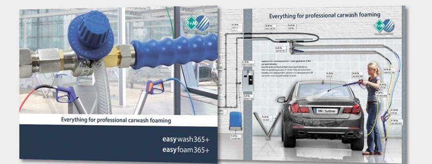 easyfoam365+, easywash365+
