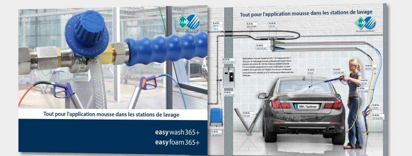 easyfoam365+ und easywash365+carwash