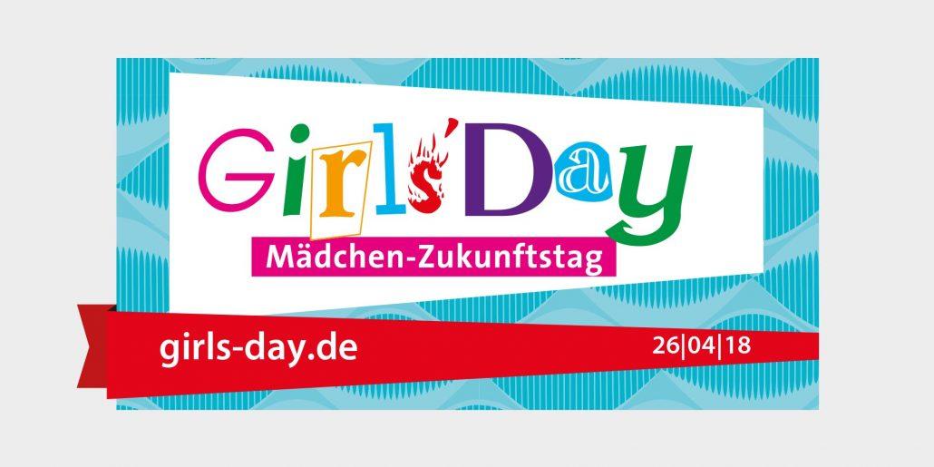 Voll besetzt starten wir im April den Girls'Day 2018