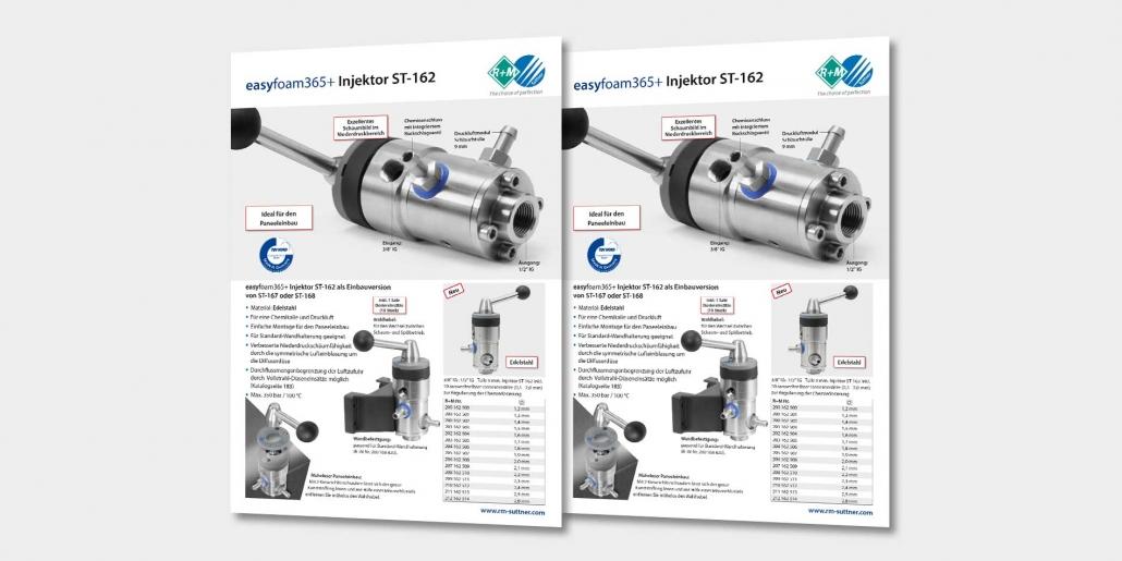 easyfoam365+ Injektor ST-162