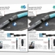 Rotatable hose sleeve for Car Wash vacuum hoses