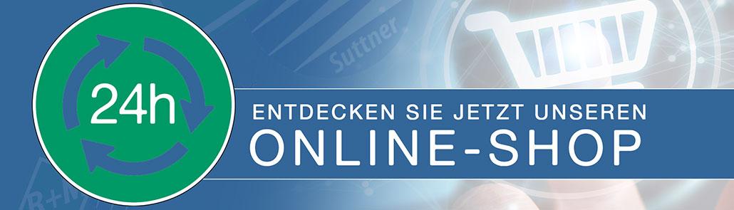 Hier geht es zu unserem Online-Shop